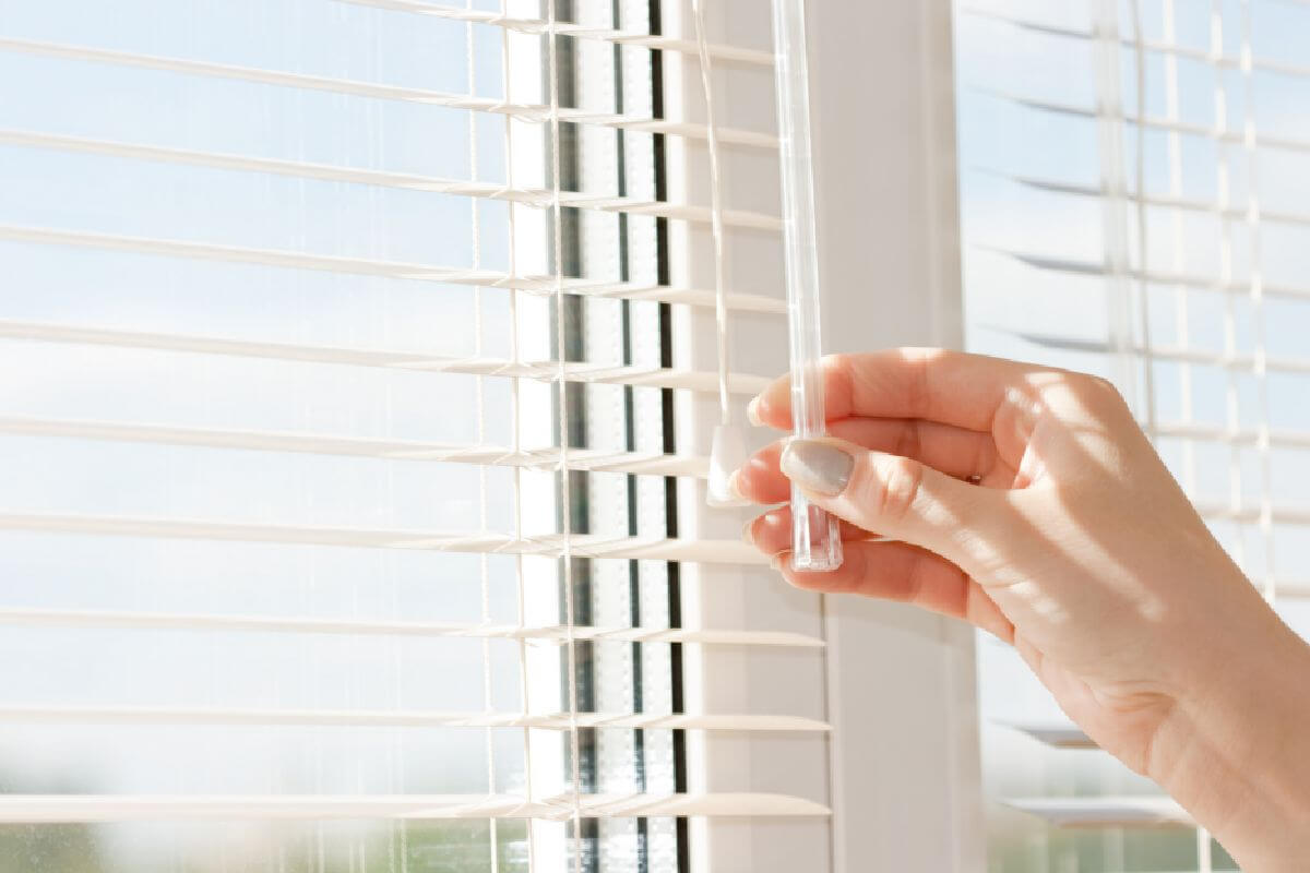 uPVC Window Blinds Lancashire